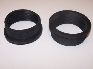 Heater pipe seals, sold in a pair VW Beetle, Type 2 or Type 25 air cooled